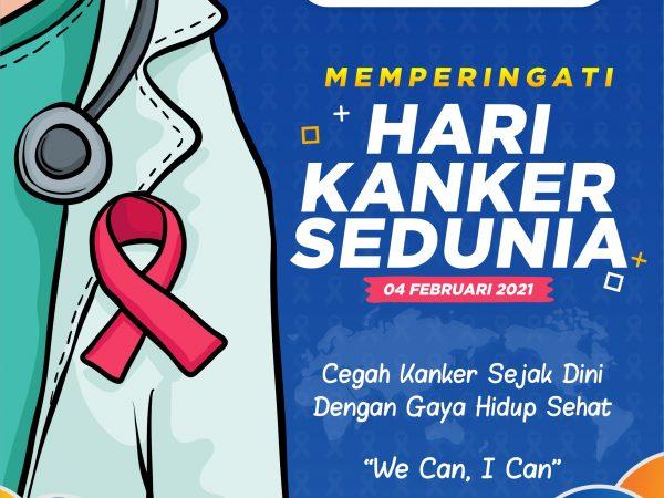 Memperingati Hari Kanker Sedunia 2021