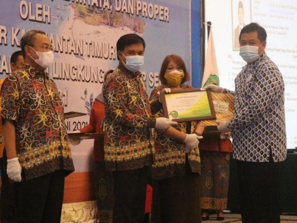 SMP YPK Bontang Raih Penghargaan Sekolah ADIWIYATA Tingkat Provinsi Kaltim 2021
