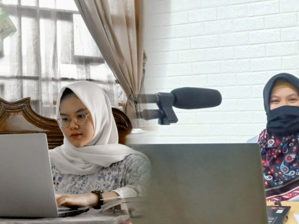 Kegiatan MPLS Daring Online Tahun Pelajaran 2021/2022