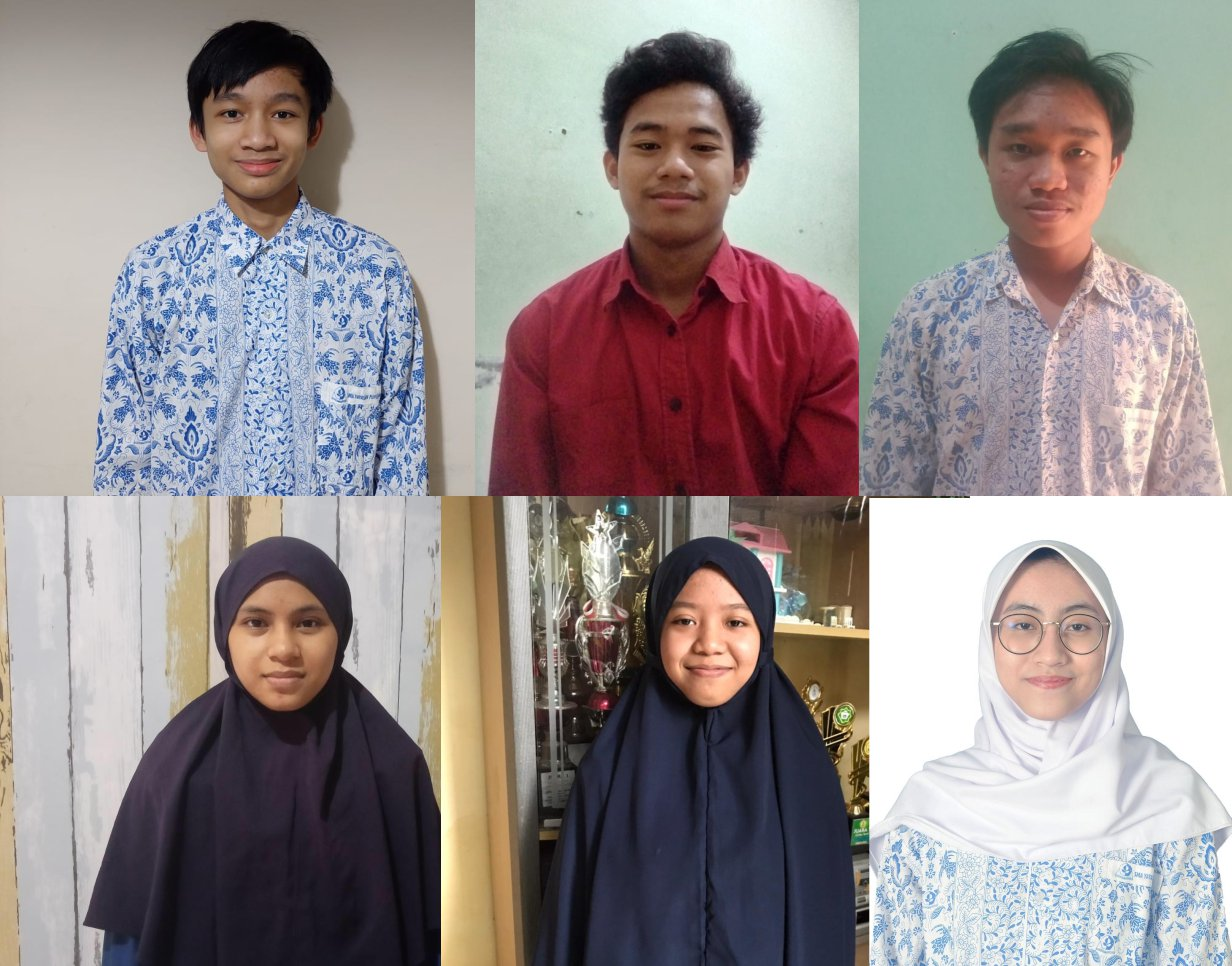 SMA YPK Borong Piala pada Lomba Keagamaan Jenjang SMA/MA Tingkat Kota Bontang